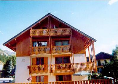 Chalet le Gentiana
