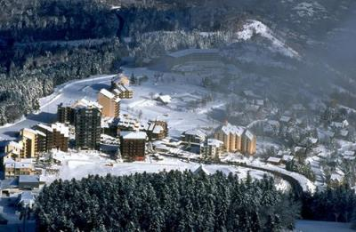 Ax-les-Thermes - ski resort