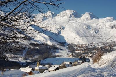 Saint Sorlin - Station de ski