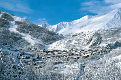 Valloire/Valmeinier - ski resort 