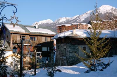 Montalbert - Lyžařské středisko