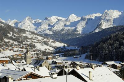 Grand-Bornand-Chinaillon - ski resort