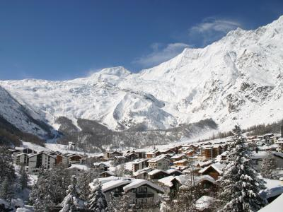 Saas Fee - ski resort