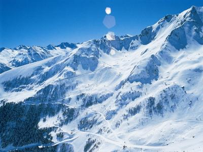 Saint-Lary - ski area