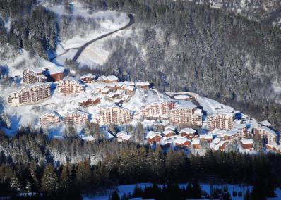 La Tania - χιονοδρομικός σταθμός