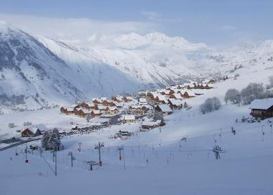 Saint Jean - ski resort