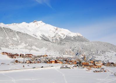 Aussois - χιονοδρομικός σταθμός