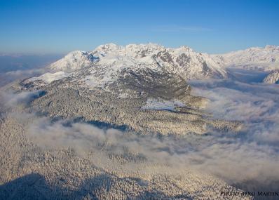 Chamrousse - ski area
