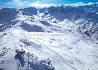 Valloire/Valmeinier - Kayak bölgesi