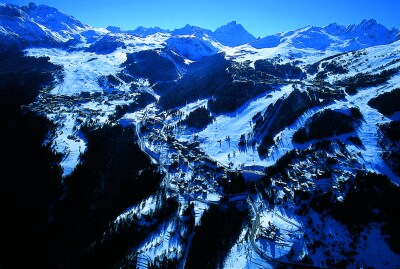 Courchevel 1650 - ski resort