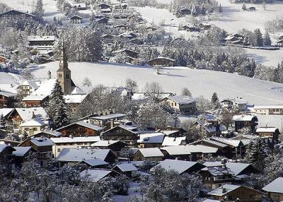 Combloux - Kayak yeri