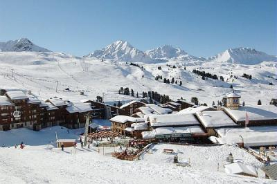 Belle Plagne - ski resort