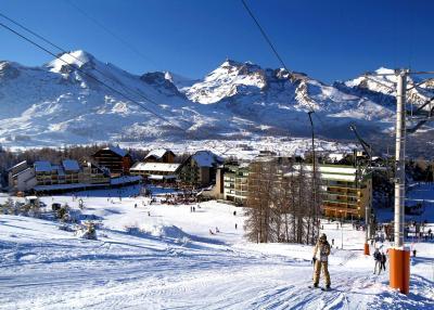 La Joue du Loup - skidort