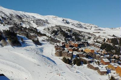 Mribel - ski resort 