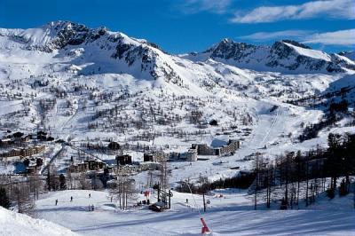 Isola 2000 - ski resort