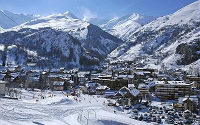Valloire - ski resort