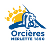 Logo Orci�res 1850