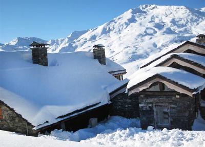 buchen sie chalet necou in les menuires bei ski