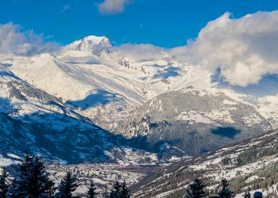 Bourg Saint Maurice - ski resort