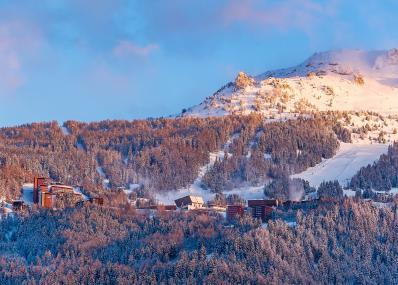 Les Arcs 1600 - Skiort