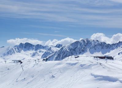 Grandvalira (Andorra) - Kayak bölgesi