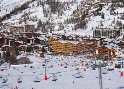 Val d'Isère - Station de ski