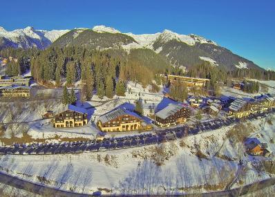 Doucy-Combelouvière - χιονοδρομικός σταθμός
