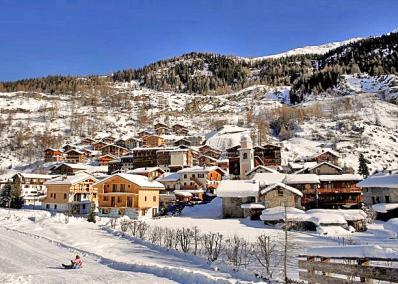 Tignes/Les Br�vi�res - ski resort