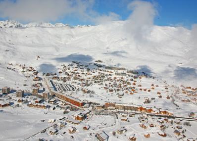 La Toussuire - Miejscowość narciarska