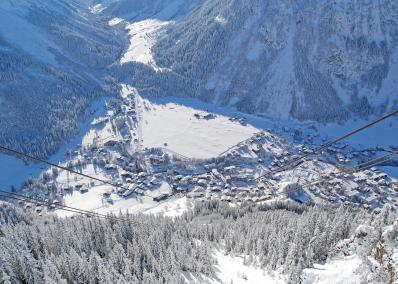 Pralognan - Lyžařské středisko