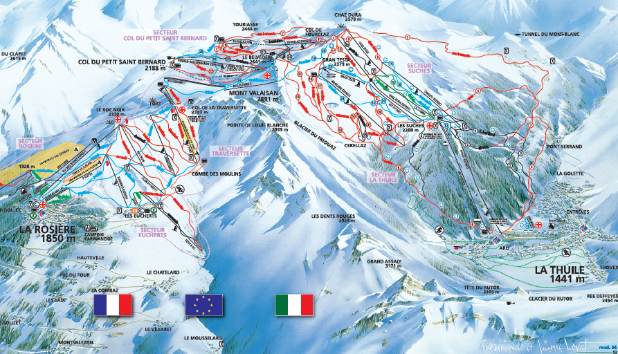 La Rosi 232 Re Book Apartments And Chalets With Ski France Com