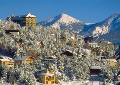 Font-Romeu - Stațiune de schi