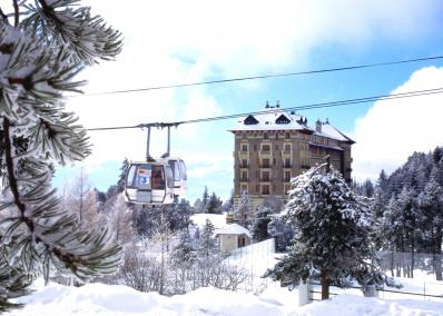 Font-Romeu - ski resort