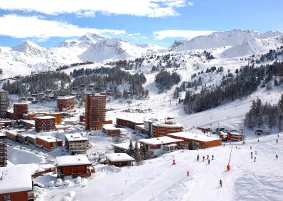 Plagne Centre - ski resort 