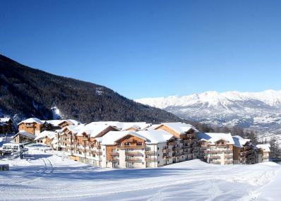 Les Orres 1800 - ski resort