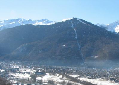Luchon - ski area 