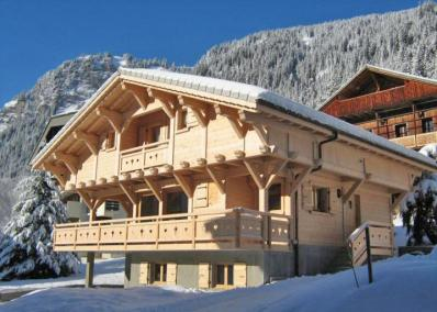 Book at Chalet Ramoneur Savoyard in Châtel with ski-france.com