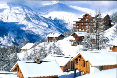 Peisey-Vallandry - ski resort