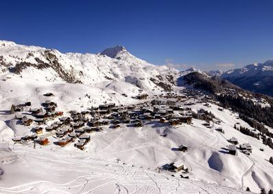 Fiesch - ski resort