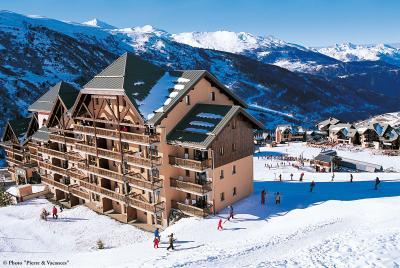 Valmeinier - skidort