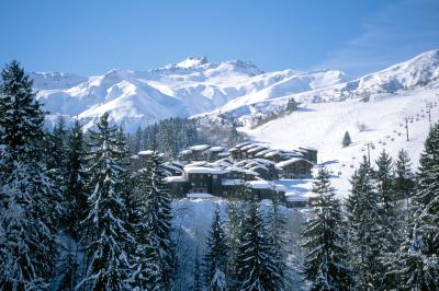Valmorel - winter panorama