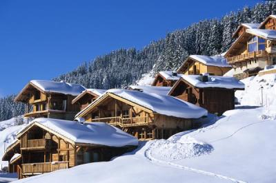 Les Saisies - Station de ski