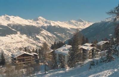 Les Masses - ski resort