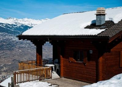 Chalet Fontannets 1