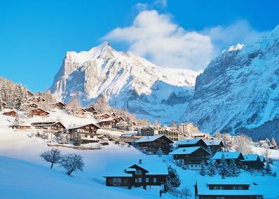 Grindelwald - Stazione sciistica
