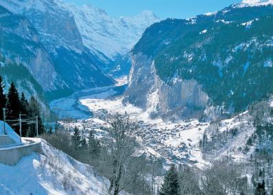 Lauterbrunnen - ski resort