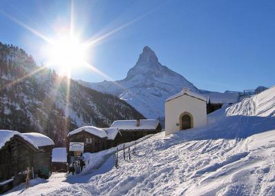 Zermatt - ski resort