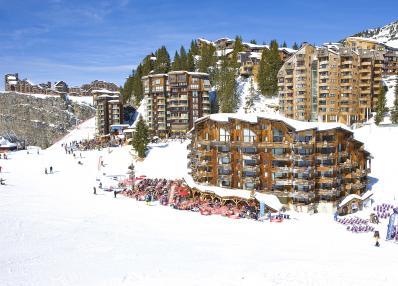 Avoriaz 1800 - 滑雪场