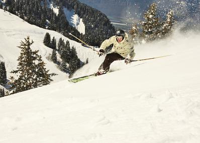 Villars-Gryon-Les Diablerets - skiing