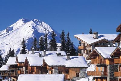 La Rosière - Skiort